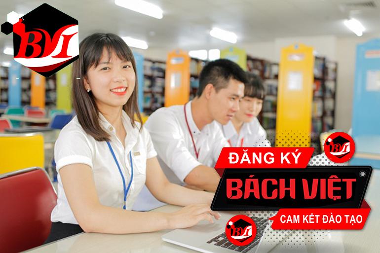 Tuyển Sinh Đào Tạo Và Cam Kết Việc Làm Tại Hệ Thống Trường Bách Việt